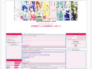 Foro gratis : Sailor Moon Supreme