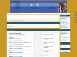 SaintFlyFF Official Forum