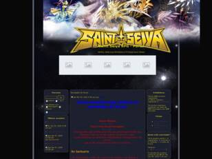 Saint Seiya RPG