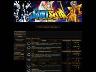 Saint Seiya The Sacred Wars