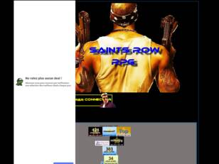 creer un forum : Saints Row RPG