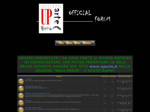 UParte official forum