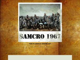 Sons of Anarchy : SAMCRO 1967