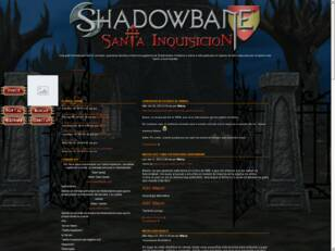 *** SANTA INQUISICION Shadowbane ***
