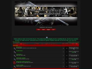 SAS Community Cod Black Ops