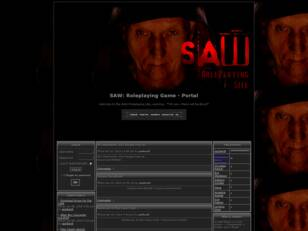 Free forum : SAW: Roleplaying Game