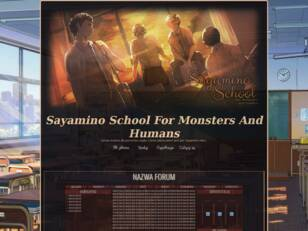 Sayamino School For Monsters And Humans