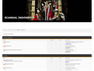 SCANDAL INDONESIA