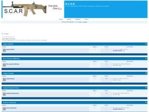 Free forum : A forum dedicated to SCAR,airsoft an