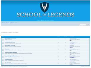 School of Legends