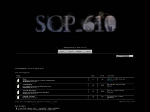 SCP-610 Official Game