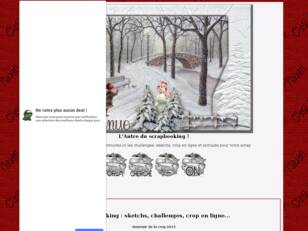 Forum Scrapbooking: Sketchs, challenges, crop en ligne, forum du scrap