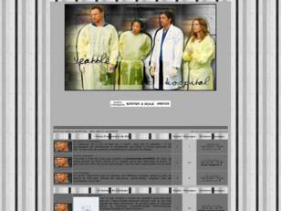 SEATTLE GRACE HOSPITAL - RPG GREY'S ANATOMY