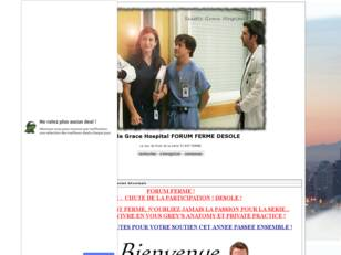 Seattle Grace Hospital FORUM FERME DESOLE