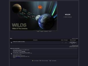 Forum gratis : WILDS