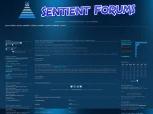Sentient Gaming: Forums
