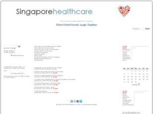 SingaporeHealthcare.org