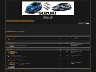 Singapore Suzuki SX4 Forum