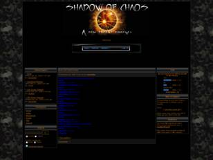 Free forum : Shadow of Chaos
