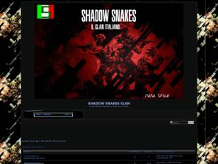 Forum gratis : Shadow Snakes Clan
