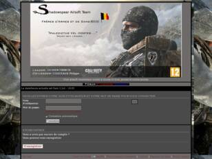 créer un forum : ShadowSpear Airsoft Chatelet