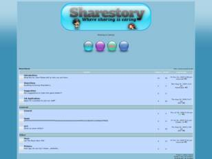 ShareStory - Official Forums