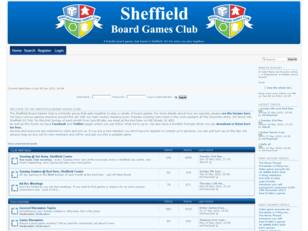 Sheffield Board Gamers