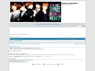 The SHINee World México