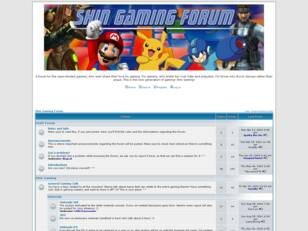 Shin Gaming Forum