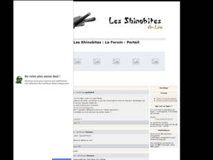 Les Shinobites : Le Forum