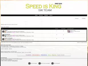 Speed is King