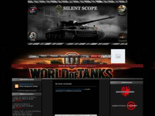 Forum gratis : Silent Scope World of Tanks