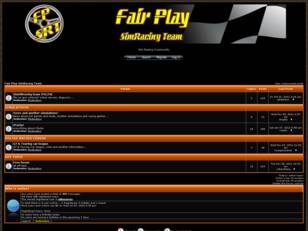 Fair Play SimRacing Team