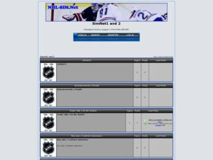 Boards: NHL-sim.Net