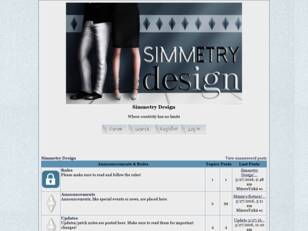 Free forum : Simmetry Design