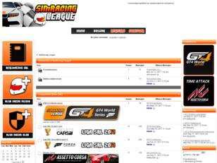 SimRacing League