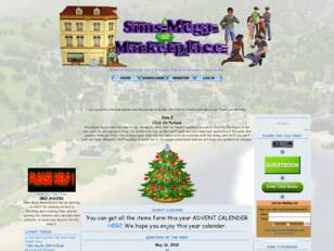 Sims Mega Marketplace