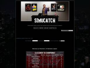 SimuCatch ~ La Simulation de catch.