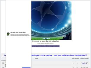 Jeu de simulation de football