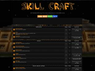 Free forum : SkillCraft