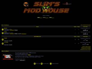 Free forum : Slimjim's Mod House