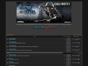 Call of Duty 2 forum