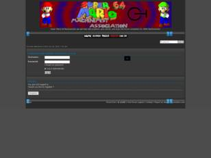SM64 Machinamists Association HomePage