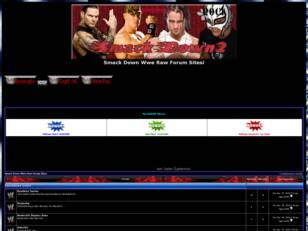Smack Down Wwe Raw Forum Sitesi
