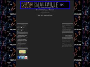 Free forum : Smallville Rpg