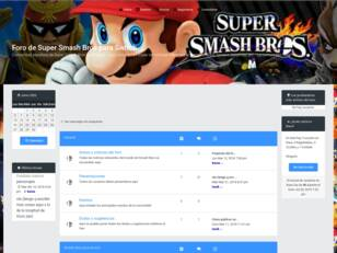 Foro de Super Smash Bros para Switch