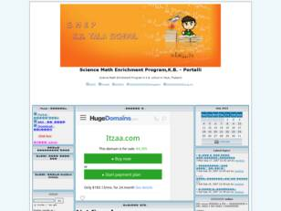 Science Math Enrichment Program,K.B.