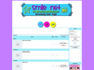 Smile Net Graphics Forum