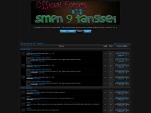 Official Forum Of SMPN 9 Tangsel