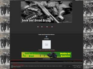 Forum gratis : Seek And Dread Brasil Fórum